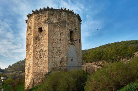 Неизведанный Крым: Чоргуньская башня
