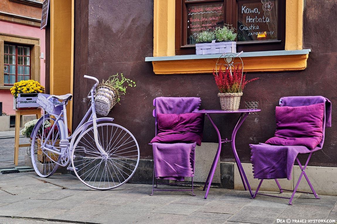 Варшава: Старый город