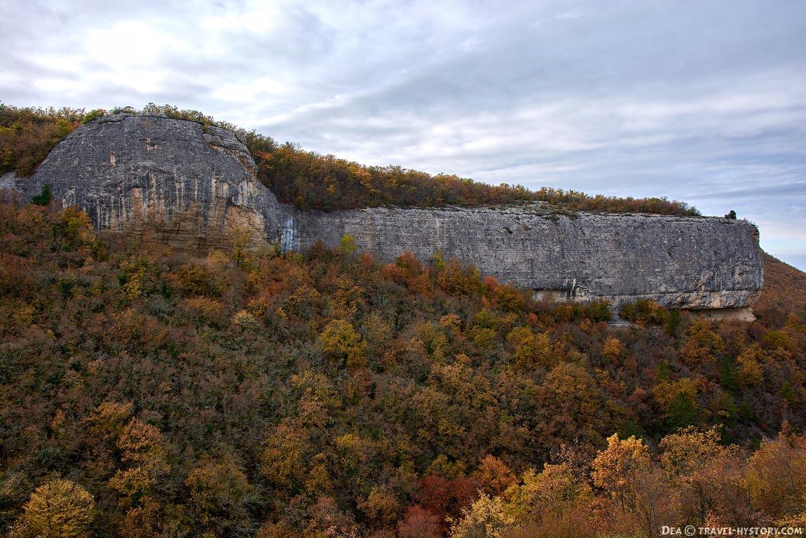 Пещерный монастырь Челтер-Мармара в Крыму