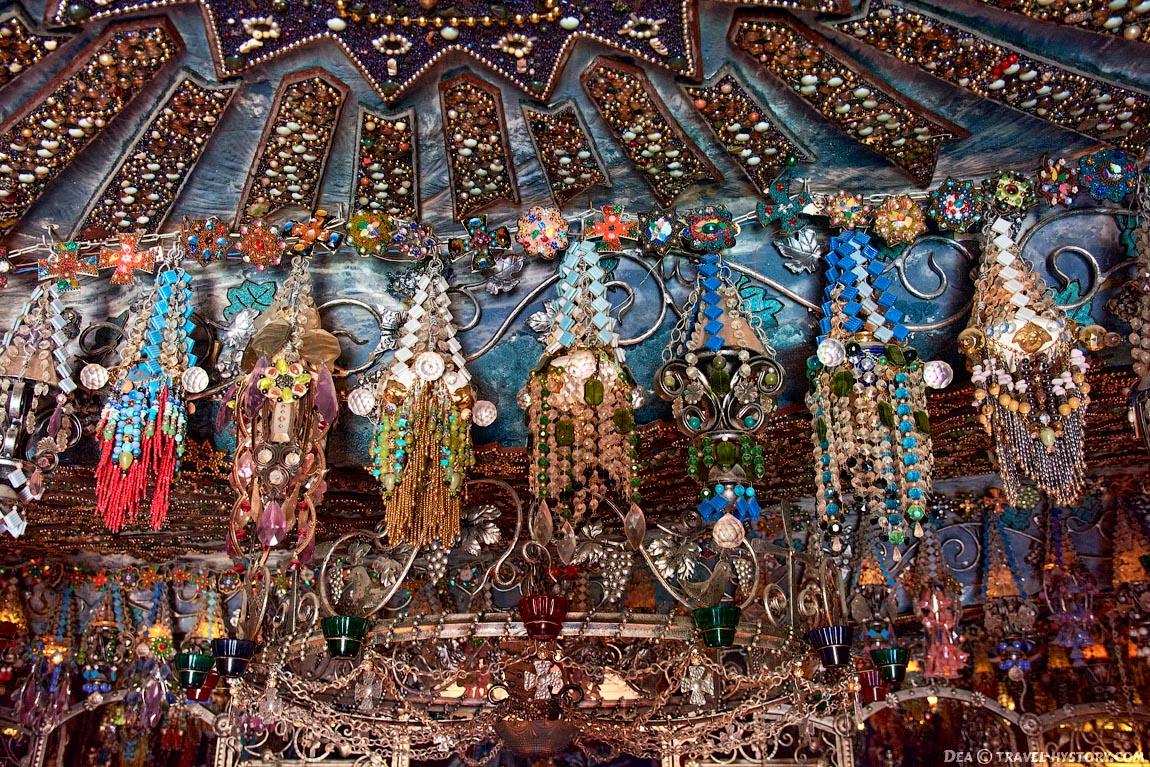 Бисерный храм в Крыму
